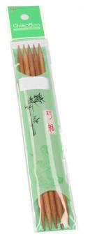ChiaoGoo Bamboo Patina Nadelspiel