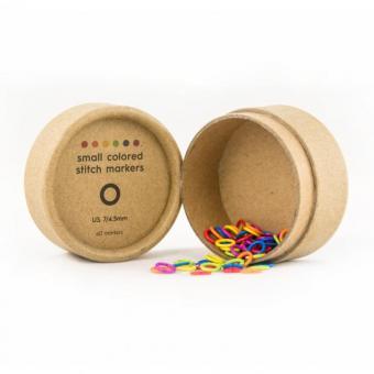 Colored Ring Stitch Marker