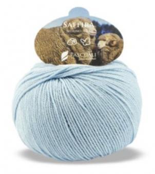Saffira Babyblau